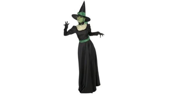 grüne Hexe