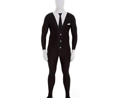 slenderman kostüm