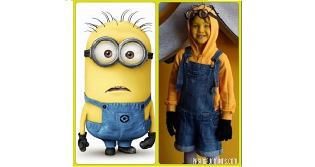Minion Kostüm