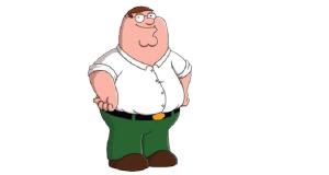 Family guy kostüm