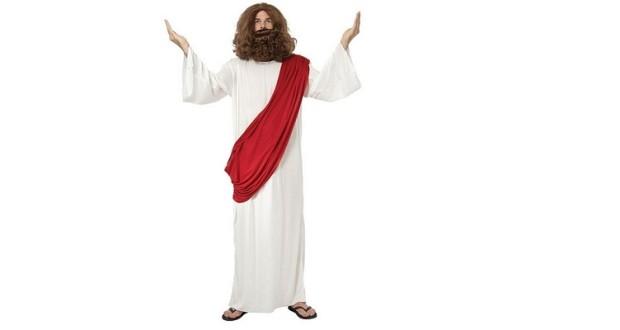 jesus verkleidung