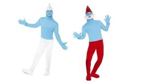 schlumpf kostüm
