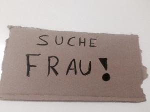 Bauer sucht Frau Schild