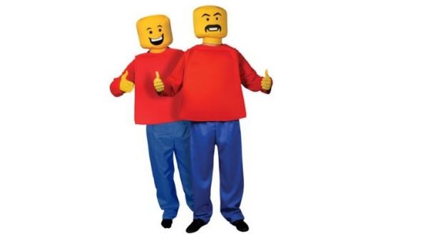 Lego Kostum
