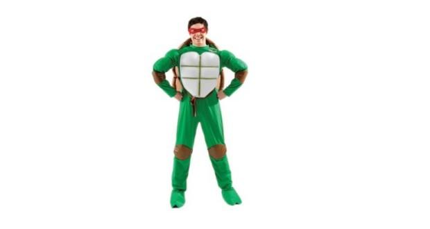ninja turtle kostüm