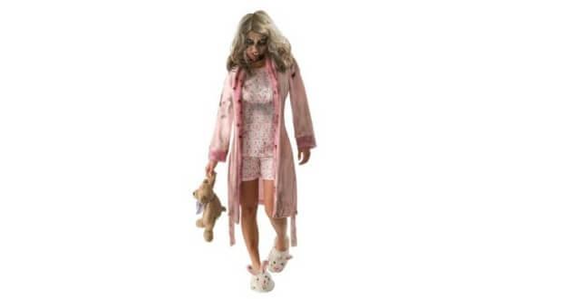 Walking Dead Mädchen Zombie