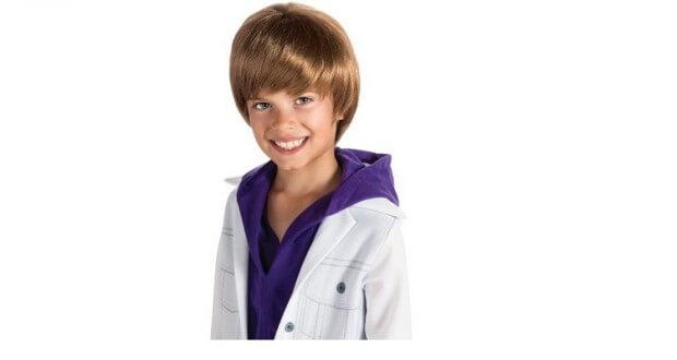 Juston Bieber Kostüm