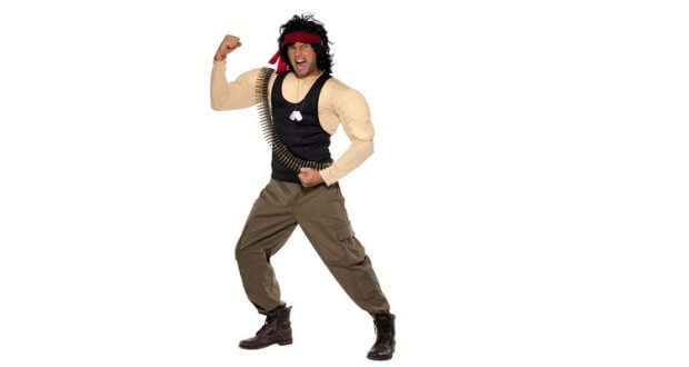Rambo Outfit