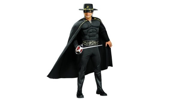 Zorro Kostüm