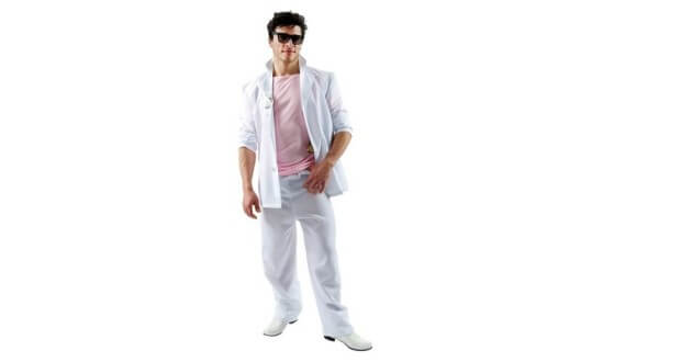 Miami Vice 80er Jahre Kostüm