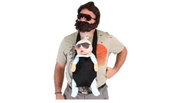Hangover Baby Kostüm