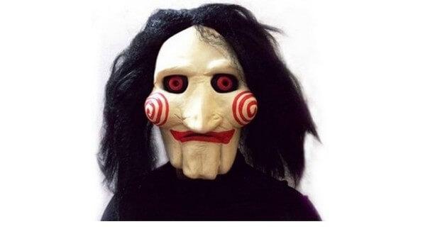 Jigsaw Maske