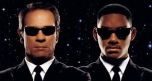 Men in Black Kostüm