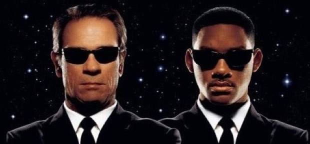 Men in Black Kostüm