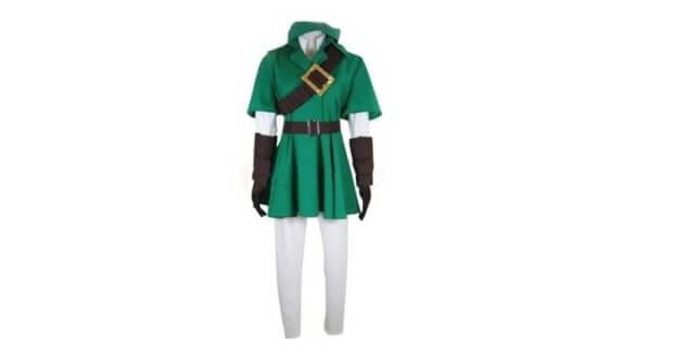 link kostüm