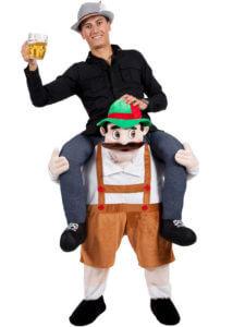 Lederhosen dwarf costume